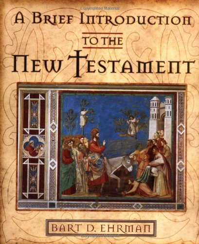 9780195161236: A Brief Introduction to the New Testament