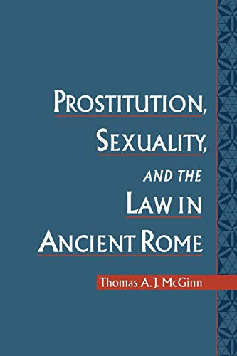 9780195161328: Prostitution, Sexuality, and the Law in Ancient Rome