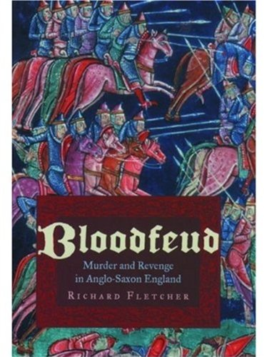 9780195161366: Bloodfeud: Murder and Revenge in Anglo-Saxon England