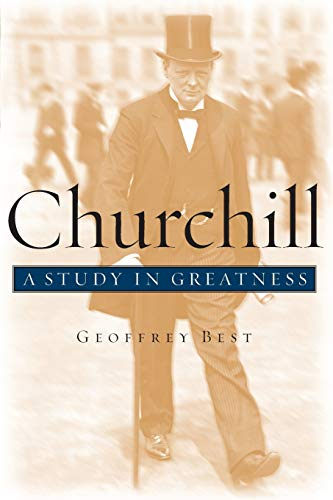 9780195161397: Churchill: A Study in Greatness