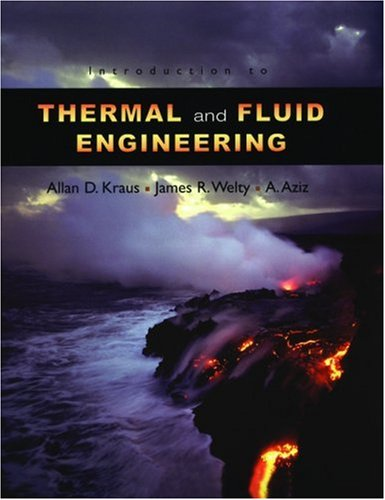 9780195161434: Introduction to Thermal and Fluid Engineering