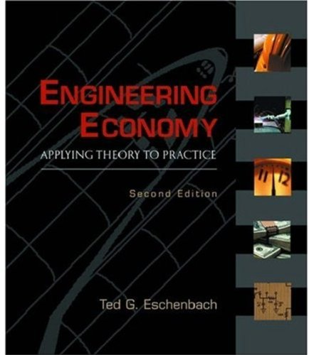 9780195161526: Engineering Economy: Applying Theory to Practice (Engineering & Technology)