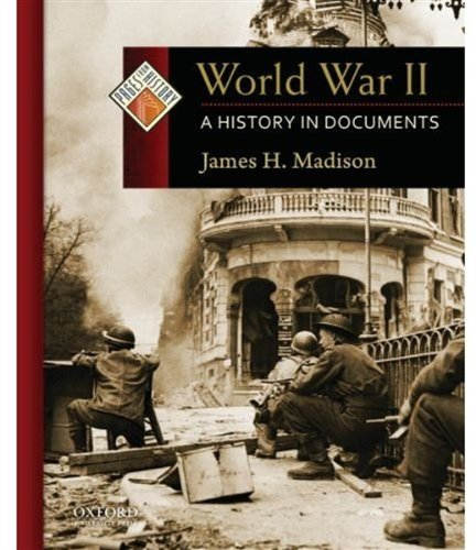 9780195161762: World War II: A History in Documents (Pages from History)