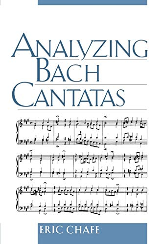 9780195161823: Analyzing Bach Cantatas