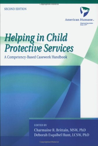 9780195161892: Helping in Child Protective Services: A Competency-Based Casework Handbook