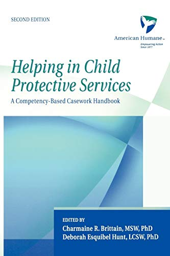 9780195161908: Helping in Child Protective Services: A Competency-Based Casework Handbook