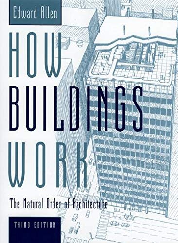 9780195161984: How Buildings Work: The Natural Order of Architecture