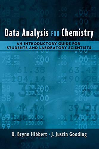 9780195162110: Data Analysis for Chemistry: An Introductory Guide for Students and Laboratory Scientists