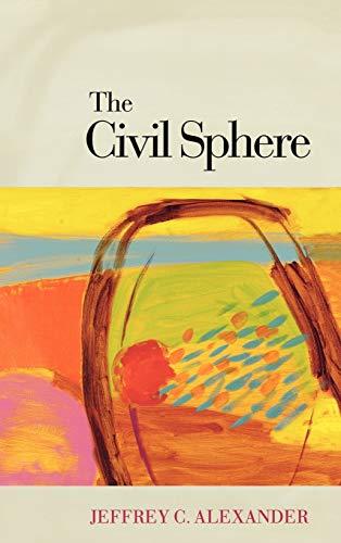 9780195162509: The Civil Sphere