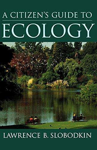 9780195162875: A Citizen's Guide to Ecology