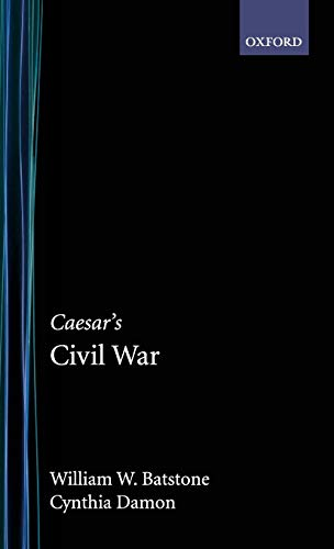 9780195165104: Caesar's Civil War (Oxford Approaches to Classical Literature)