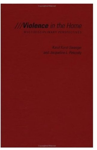 9780195165180: Violence in the Home: Multidisciplinary Perspectives (Psychology)