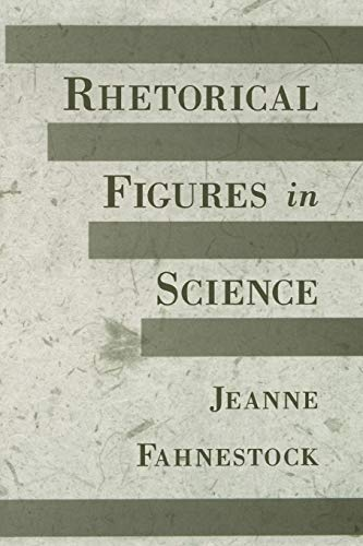 9780195165425: Rhetorical Figures in Science