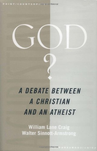 9780195165999: God?: A Debate between a Christian and an Atheist (Point/Counterpoint)
