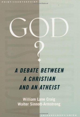 9780195166002: God?: A Debate between a Christian and an Atheist (Point/Counterpoint)