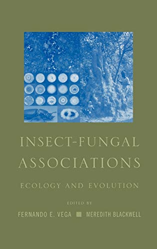 9780195166521: Insect-Fungal Associations: Ecology and Evolution