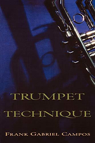 9780195166934: Trumpet Technique