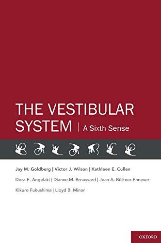 9780195167085: The Vestibular System: A Sixth Sense