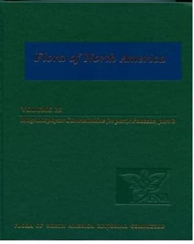 Flora of North America: North of Mexico