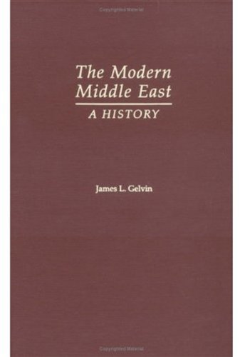 9780195167887: The Modern Middle East: A History
