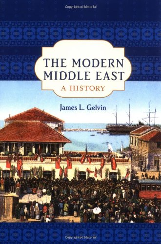 9780195167894: The Modern Middle East: A History