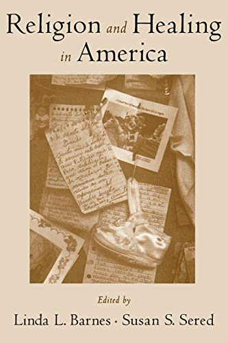 9780195167962: Religion and Healing in America