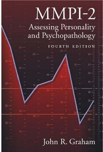 9780195168068: MMPI-2 Assessing Personality and Psychopathology Fourth Edition