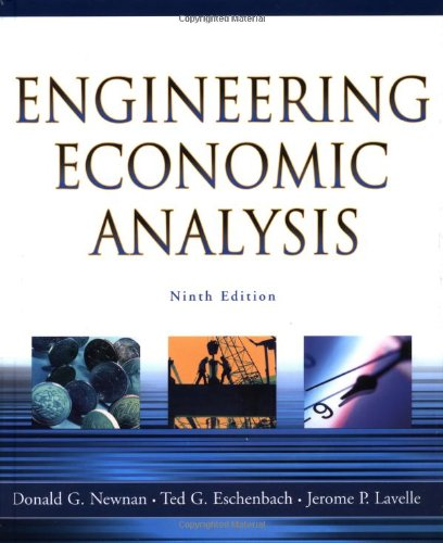 9780195168075: Engineering Economic Analysis