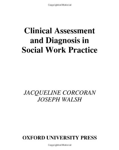 9780195168303: Clinical Assessment and Diagnosis in Social Work Practice