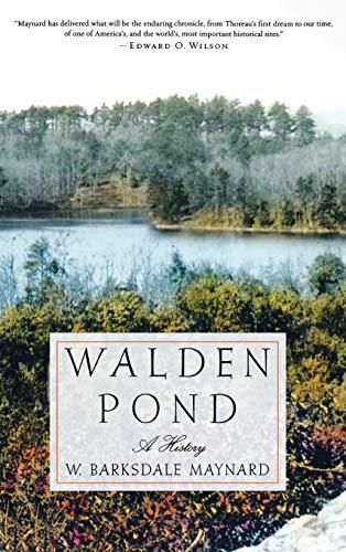 9780195168419: Walden Pond: A History