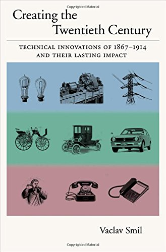 9780195168747: Creating the Twentieth Century: Technical Innovations of 1867-1914 and Their Lasting Impact (Technical Revolutions and Their Lasting Impact)