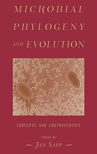 9780195168778: Microbial Phylogeny and Evolution: Concepts and Controversies