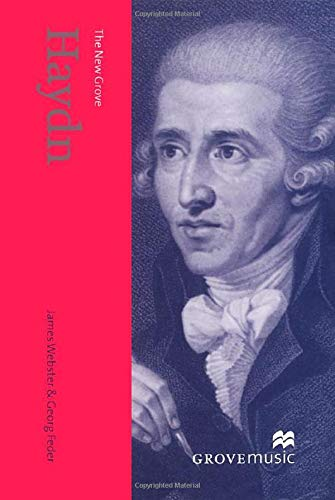 9780195169041: The New Grove Haydn (Grove Music Composer Biography Series)