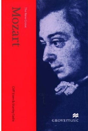9780195169058: The New Grove Mozart (Grove Music Composer Biography Series)