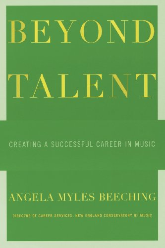 9780195169140: Beyond Talent: Creating a Successful Career in Music