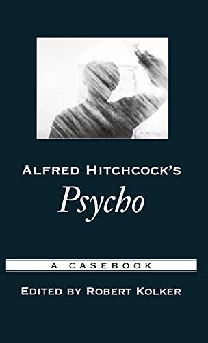 9780195169195: Alfred Hitchcock's Psycho: A Casebook (Casebooks in Criticism)