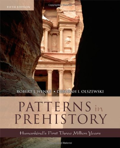 9780195169287: Patterns in Prehistory: Humankind's First Three Million Years (Casebooks in Criticism)