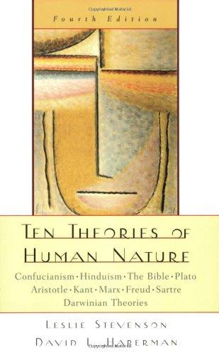 9780195169744: Ten Theories of Human Nature
