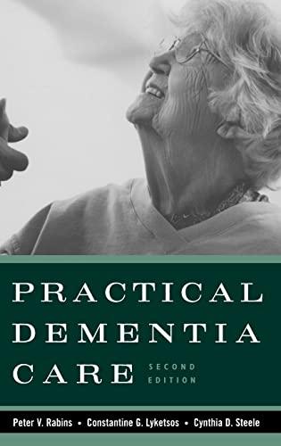 9780195169782: Practical Dementia Care