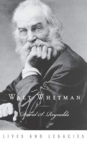 Download Walt Whitman (Lives and Legacies Series)