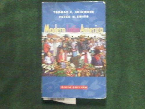 9780195170122: Modern Latin America