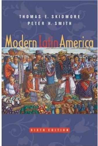 9780195170139: Modern Latin America