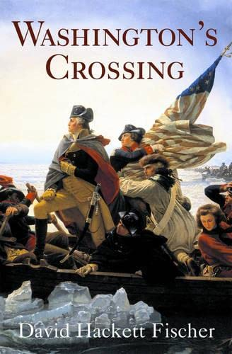 Washington's Crossing (Hardback): Fischer, David Hackett