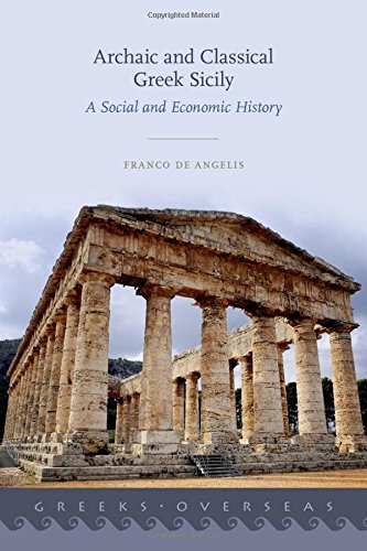 9780195170474: Archaic and Classical Greek Sicily: A Social and Economic History (Greeks Overseas)