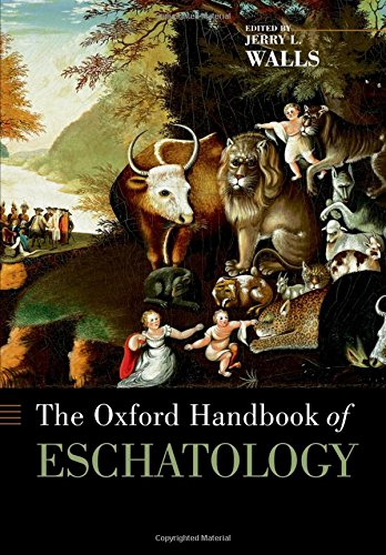 9780195170498: The Oxford Handbook of Eschatology (Oxford Handbooks in Religion and Theology)