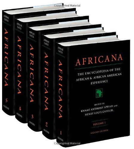 9780195170559: Africana: The Encyclopedia of the African and African-American Experience (5 Volume Set)