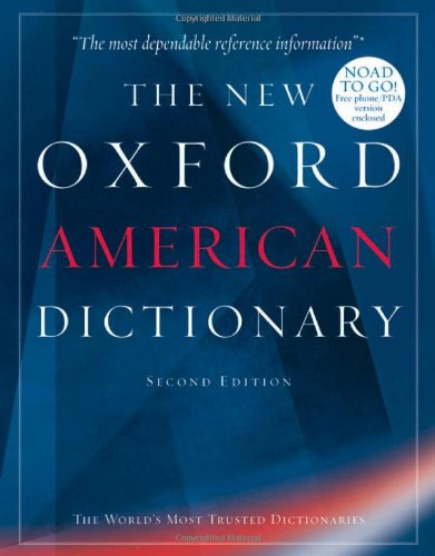 9780195170771: The New Oxford American Dictionary