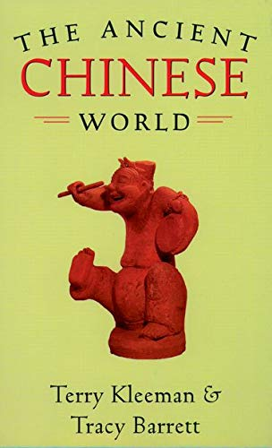9780195171020: The Ancient Chinese World (The World in Ancient Times)