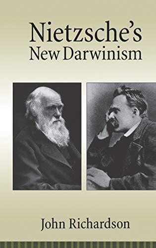 9780195171037: Nietzsche's New Darwinism