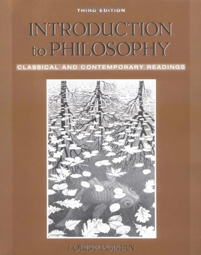9780195171501: Introduction to Philosophy: Classical and Contemporary Readings